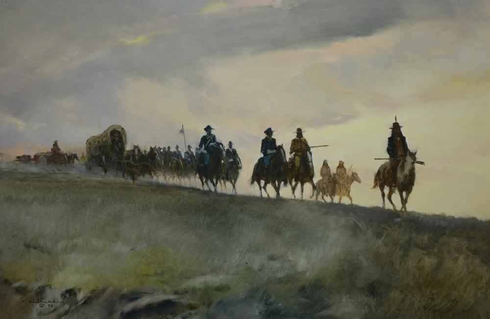 Cavalry Campaign