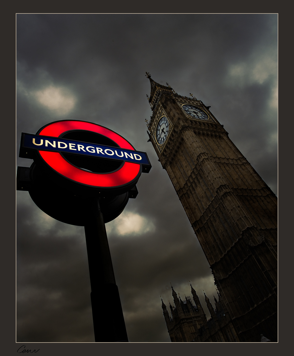 Under Big Ben  by  conorwithonen  on  Flickr