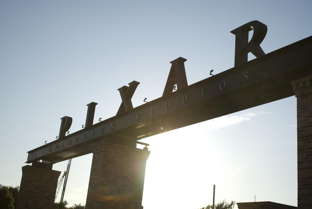 Pixar Gate  by  Angie Hu  on  Flickr