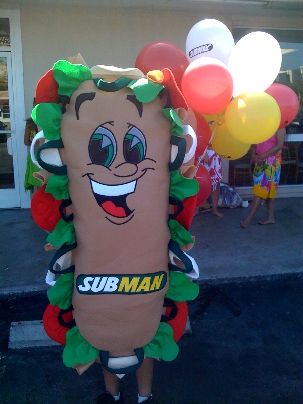 Subway Subman  from  Tammy C.  on  Flickr
