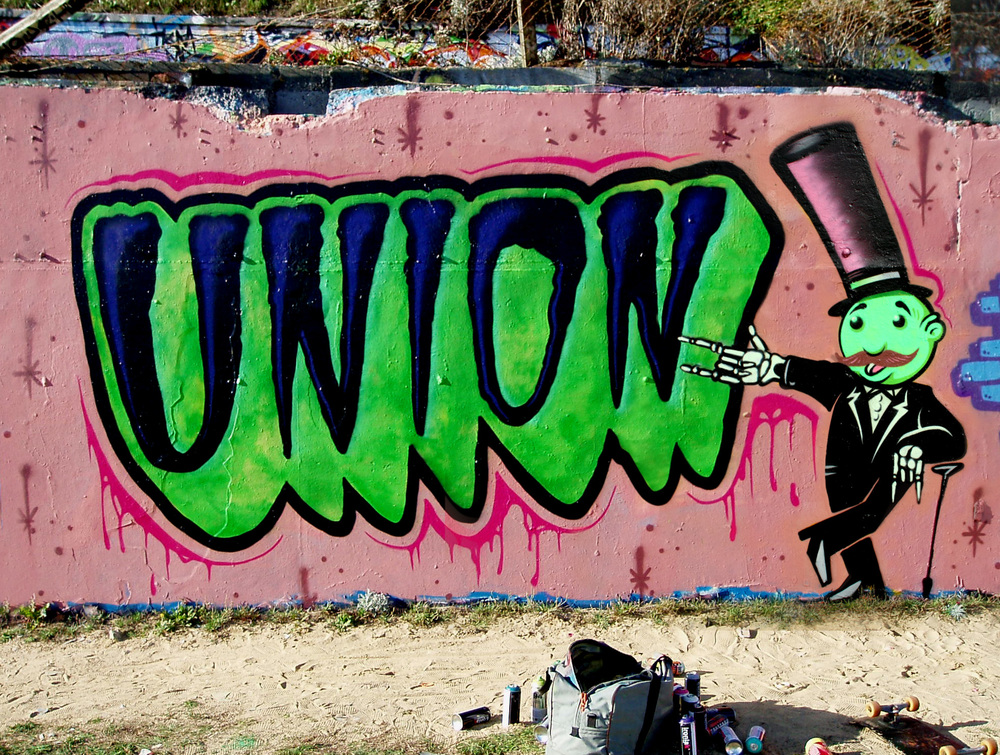 Union  by  ewe neon  on  Flickr