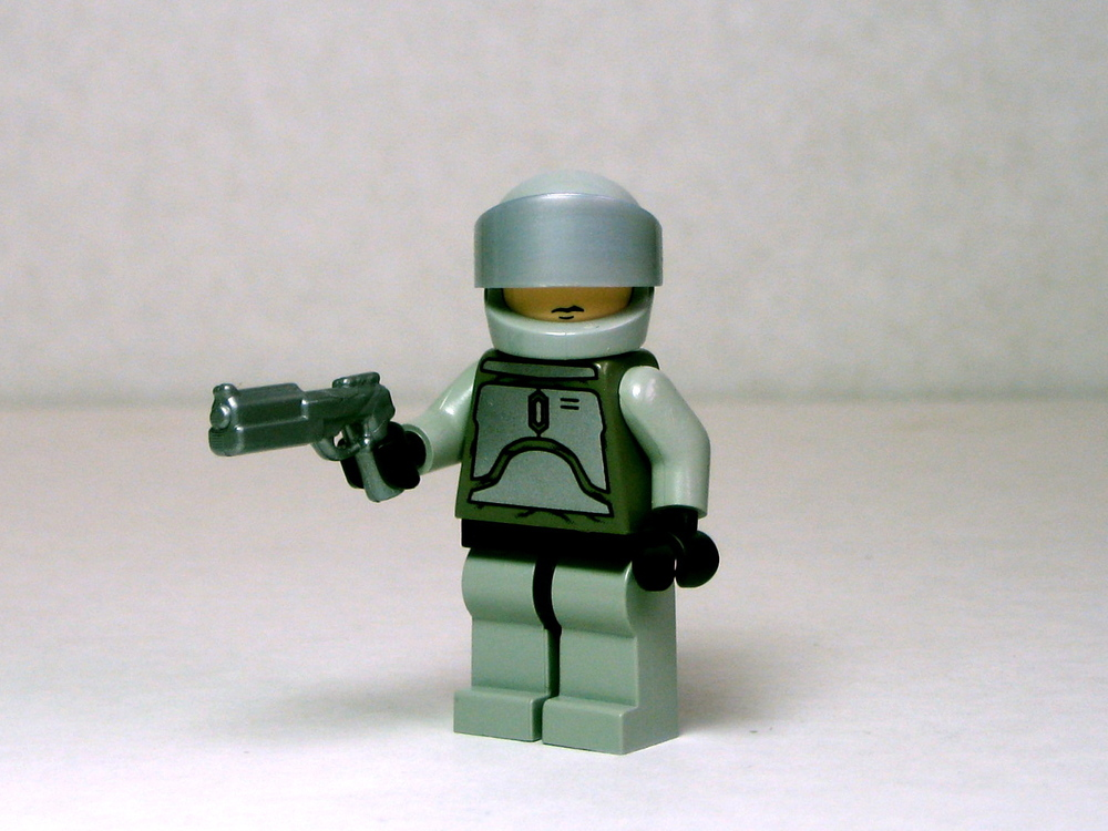 Robocop by Andrew Becraft on Flickr