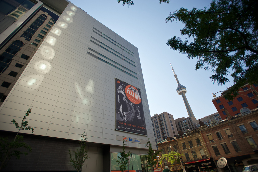 Toronto:Tiff Bell Lightbox by The City of Toronto on Flickr