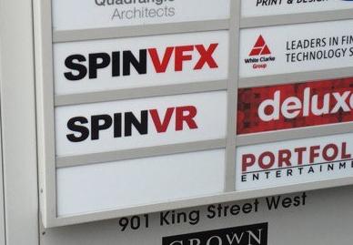 SpinVR — Toronto VFX Jobs