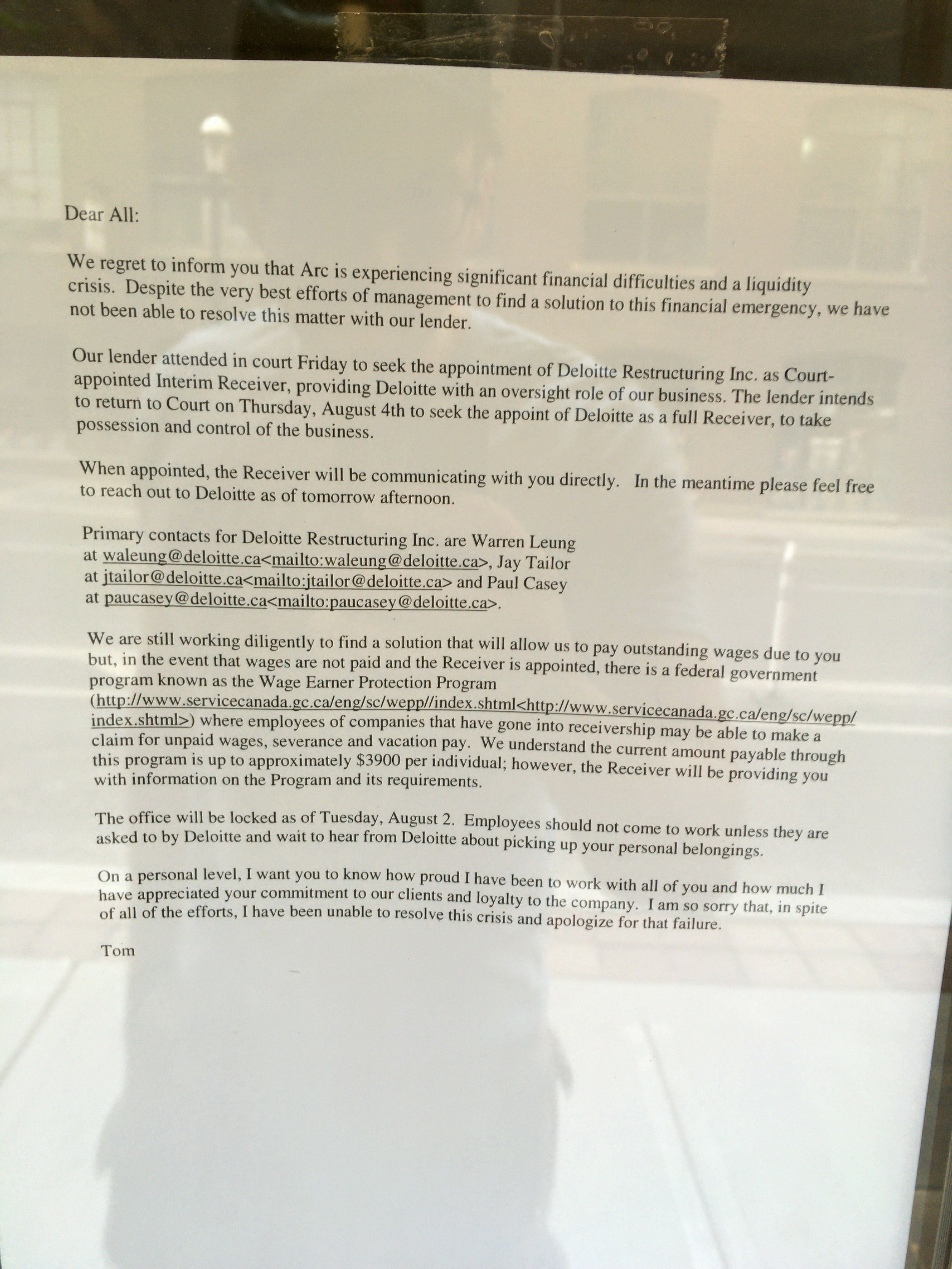 Sample Letter Of Cancellation Of Buying A House