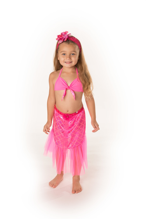 924a4a2821017 Shelly Mermaid Swim Set - Hot Pink — Imagination Creations ...