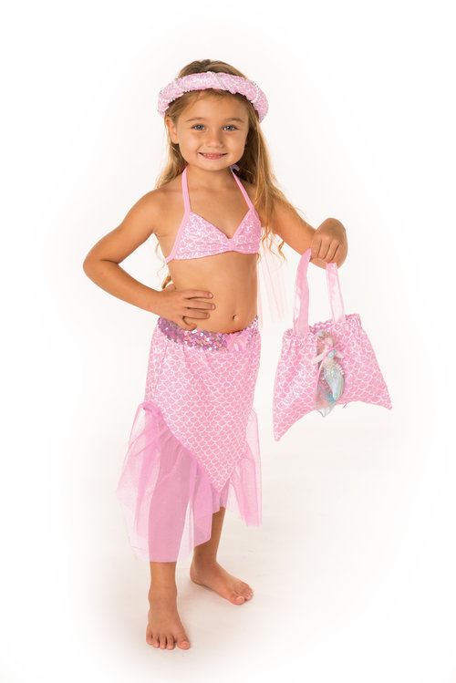 7ec13c78c7441 Misty Mermaid Swim Set- Light Pink — Imagination Creations ...