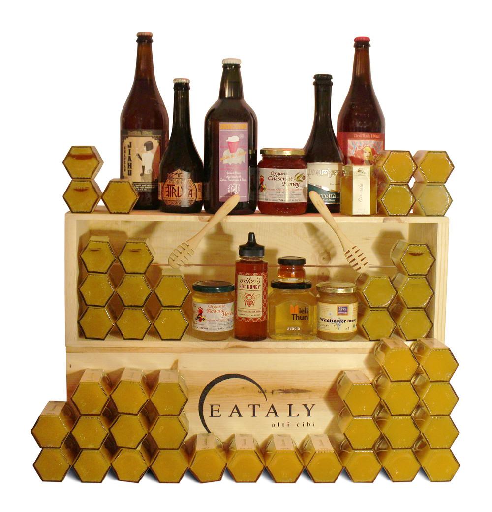 Honey Happenings At Eataly Nyc Honey Week