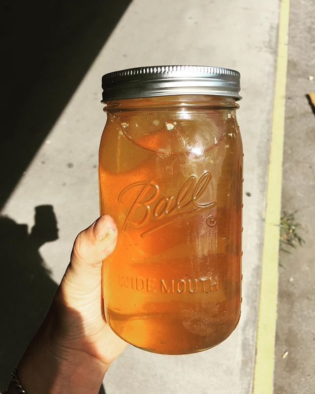 Get your hands on some liquid gold this Saturday! The #nychoneyfest bee marketplace will feature local vendors selling honey and hive products! Check out the @nychoneyweek website for a full list (link in bio)! See you this Saturday! #localhoney #nychoney #nycbees #honeymonth #nychoneyweek #beekeeping #savethebees