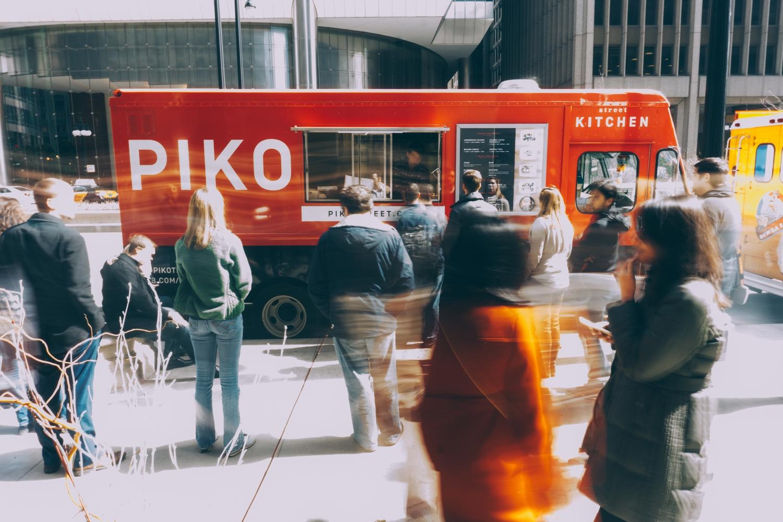 Modern Asian Kitchen Piko