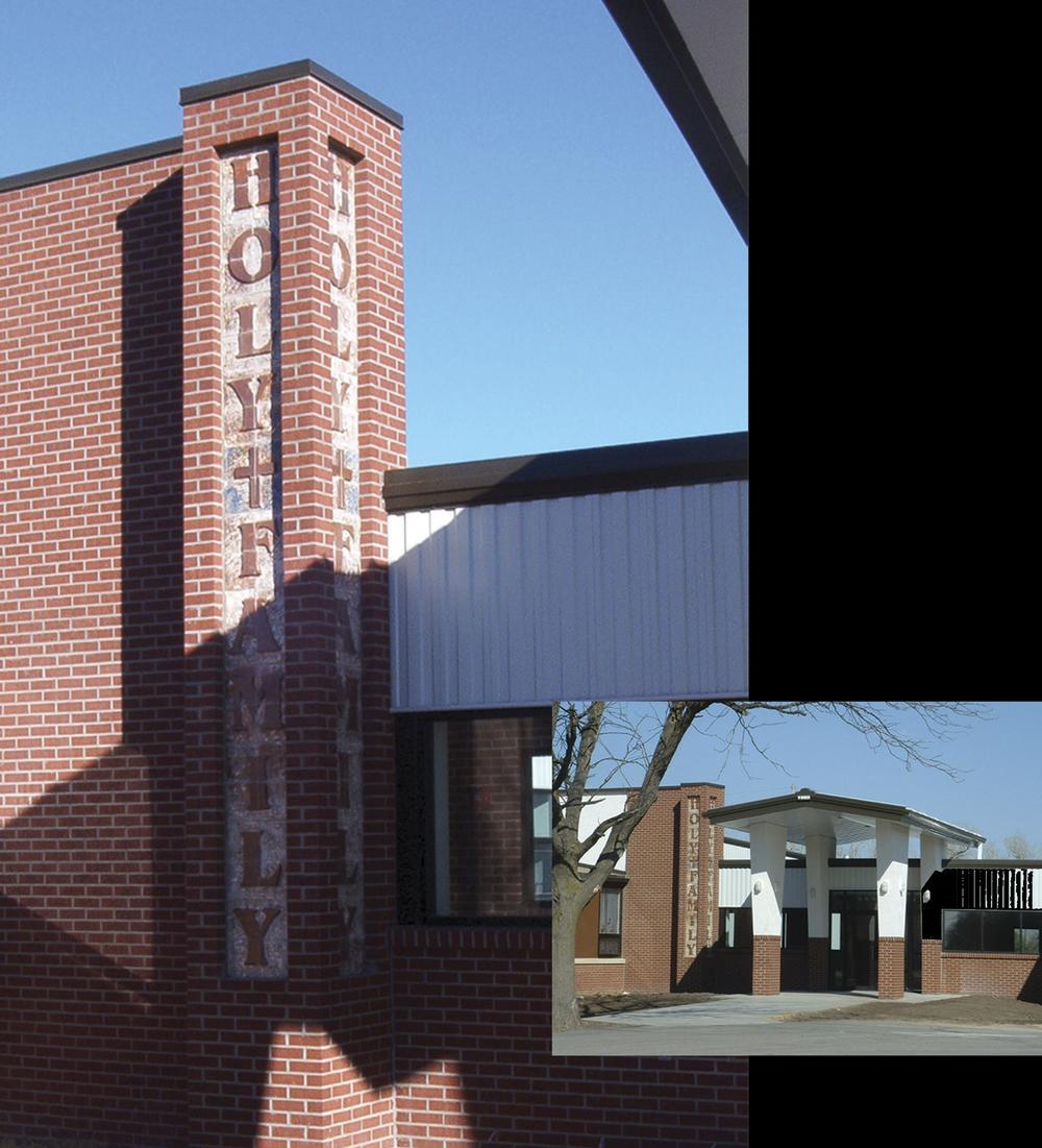 Custom Building Detail