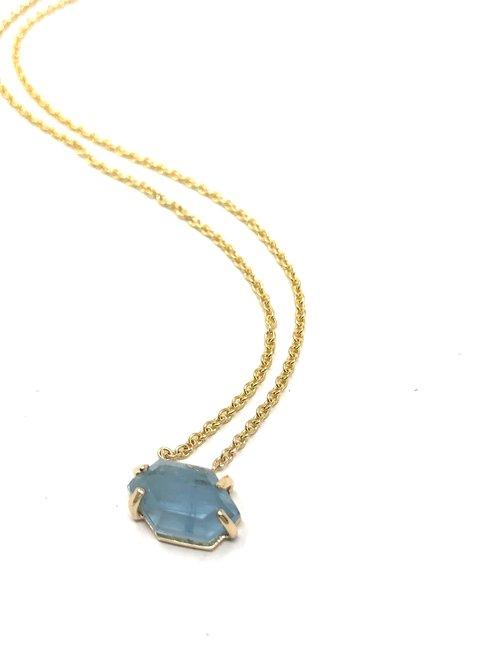Trinket pendant large aquamarine joanne stone trinket pendant large aquamarine aloadofball Images