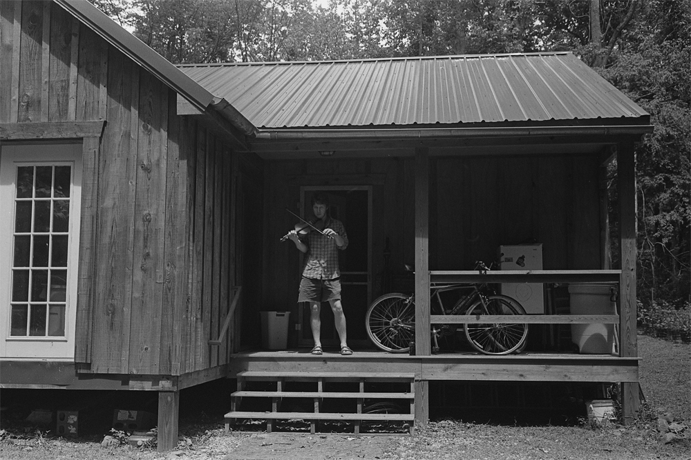 Forrest, Rappahannock County, Virginia.  2013.