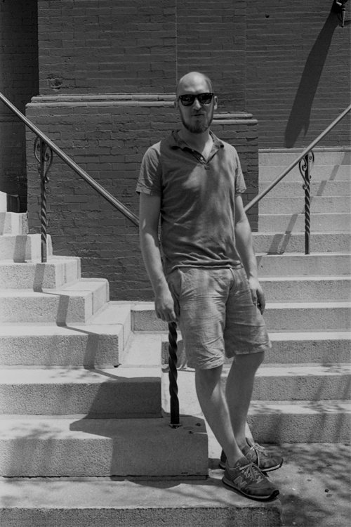 Sean, Philadelphia, PA. 2012.