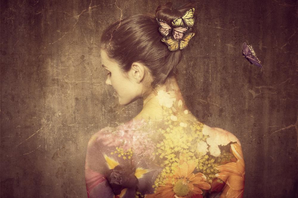 ©Meg Laubscher Photography, Butterfly Affair