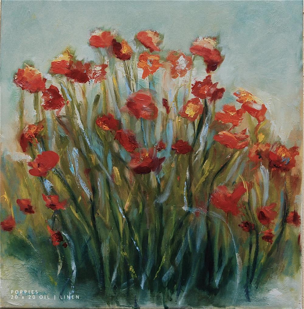 Poppies 20x20 Oil-Linen copy.jpg