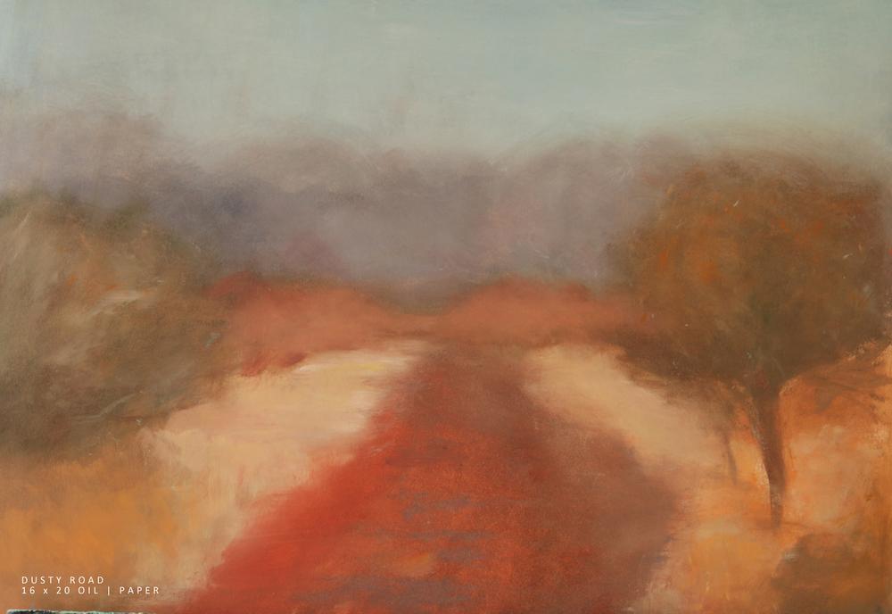 Dusty Road 16x20 Oil-Paper copy.jpg