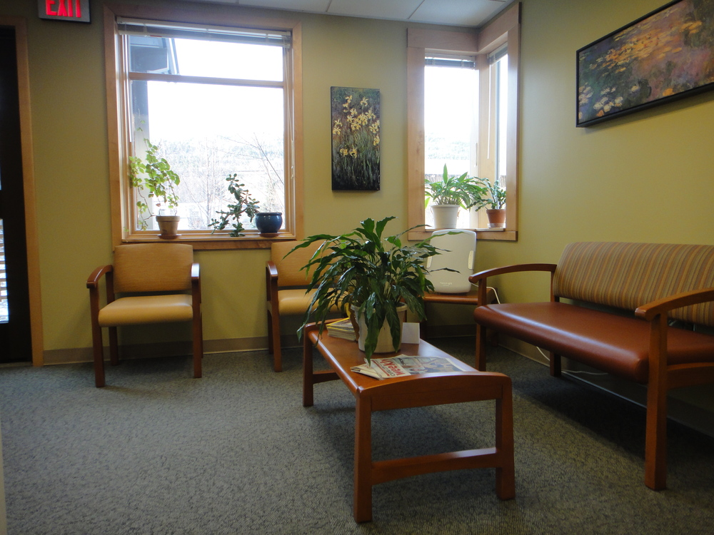Behavioral Health Waiting Room