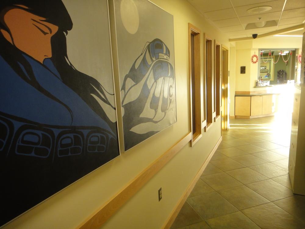 Dahl Memorial Clinic -Skagway, Alaska