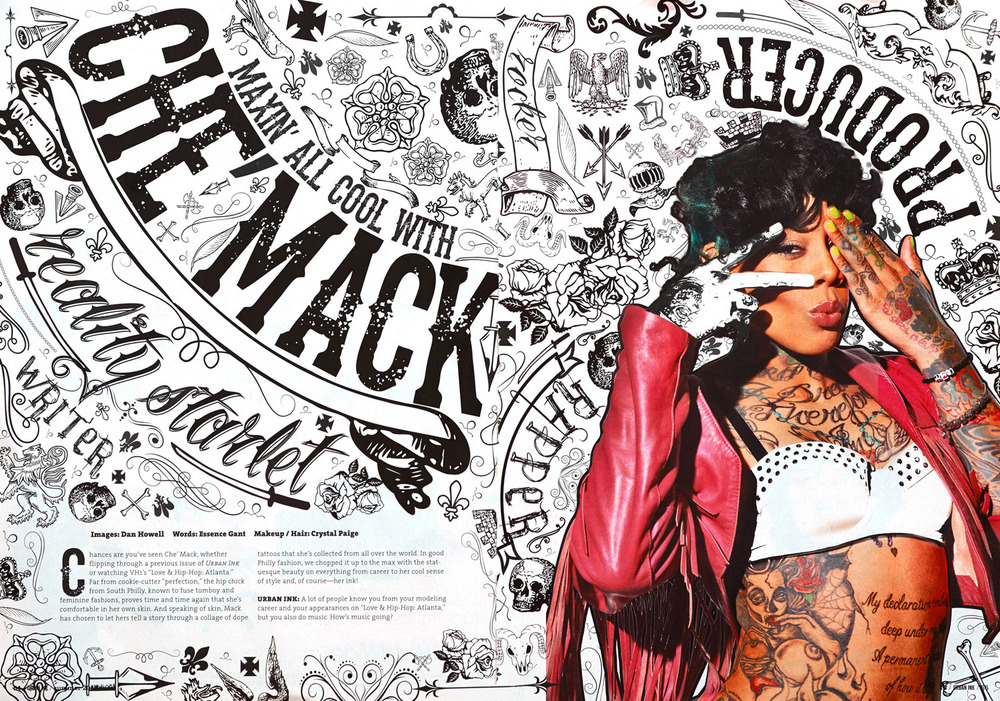Che Mack