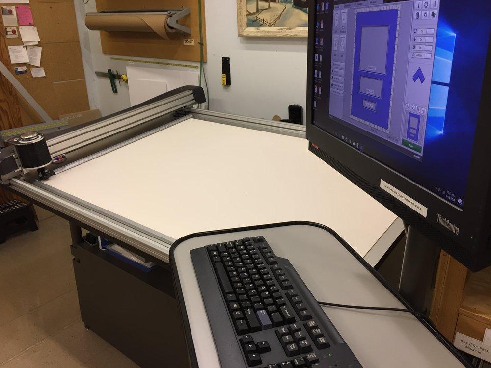 Computerized Mat Cutter.JPG