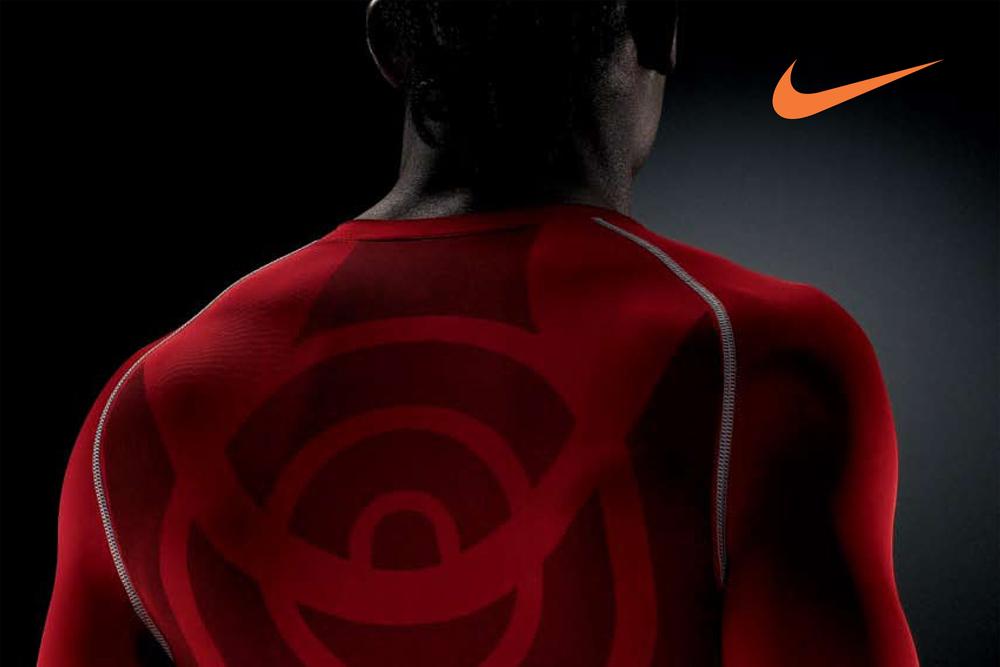 Nike Pro sales kit.