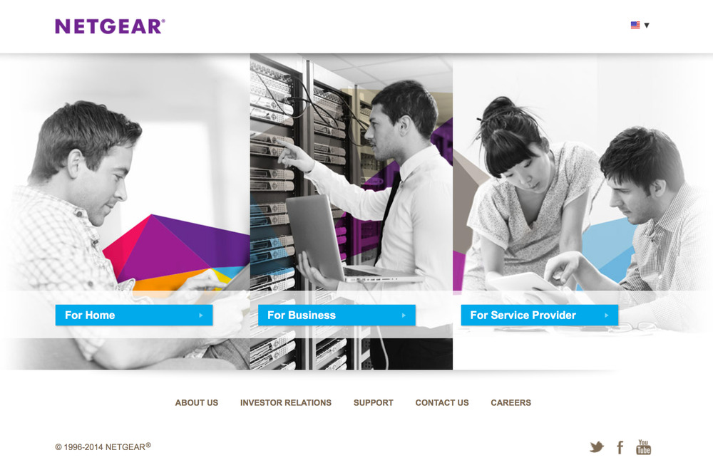 NETGEAR website.