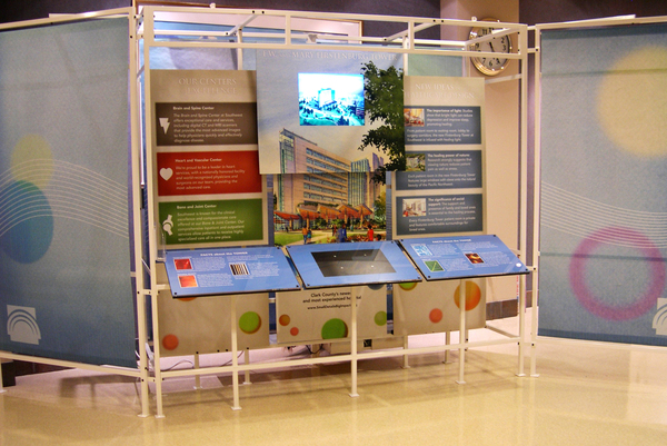 Traveling Interactive Exhibit