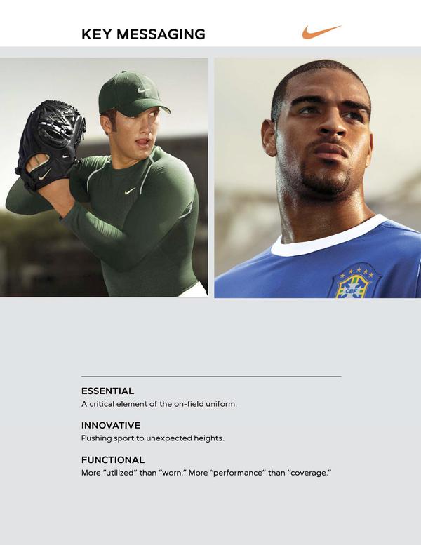 Nike Pro Sales Kit