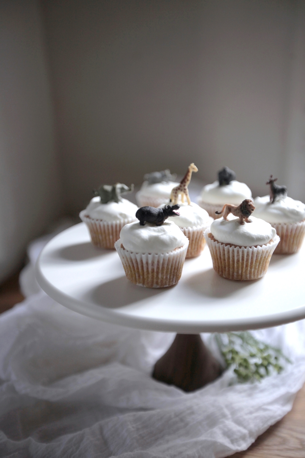 Whisk and whittle healthy carrot cupcakes for kids