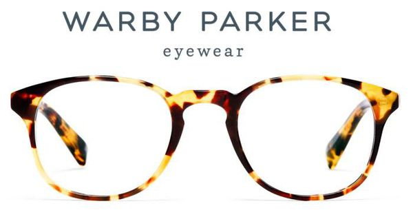Head over to Warby Parker for a free Try-on package of glasses… JUST GREAT!