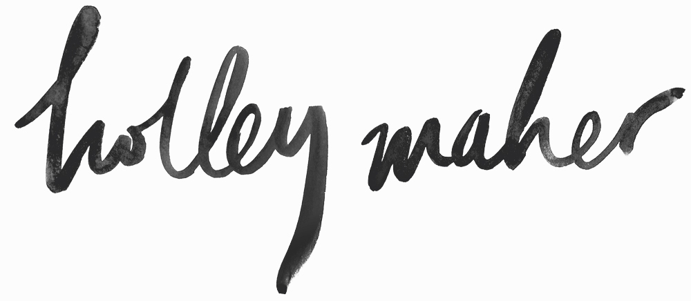 Holley Maher - Blog