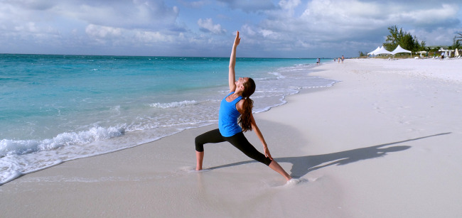 WELLNESS TRAVEL: Luxury Turks & Caicos Yoga Retreat - Only $250