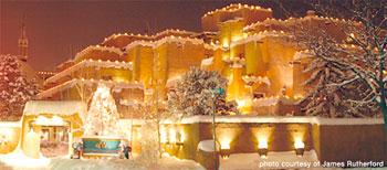 Winter Vacation Santa Fe Style Ellen Barone
