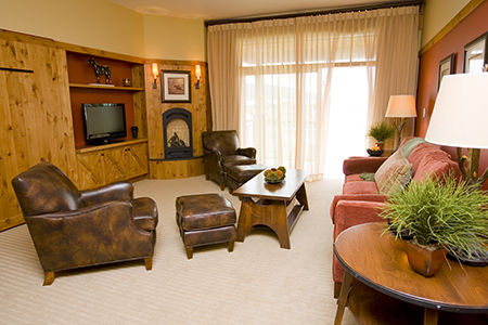 Room interior, Teton Springs Lodge & Spa