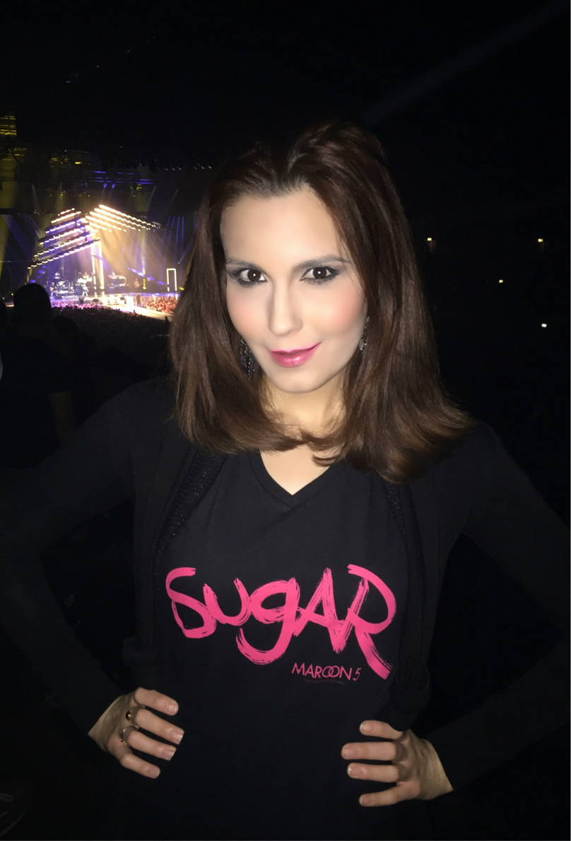 Maroon 5 'Sugar'