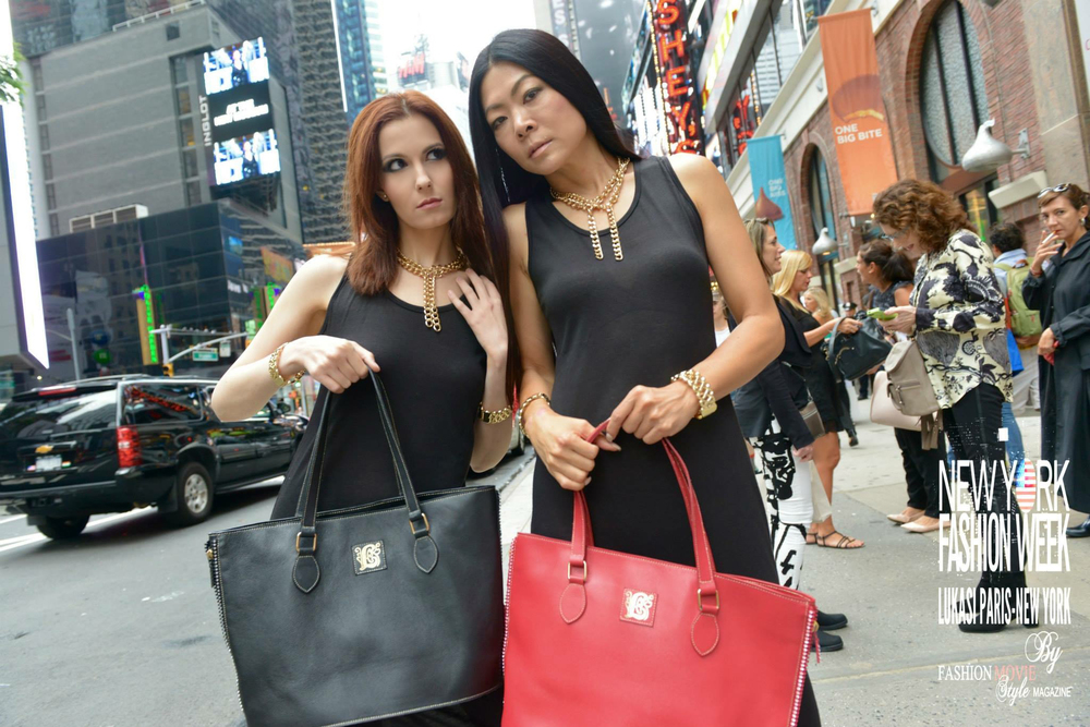 Times Square Duo Photo Shoot September 2015 Professional Photo (5).jpg