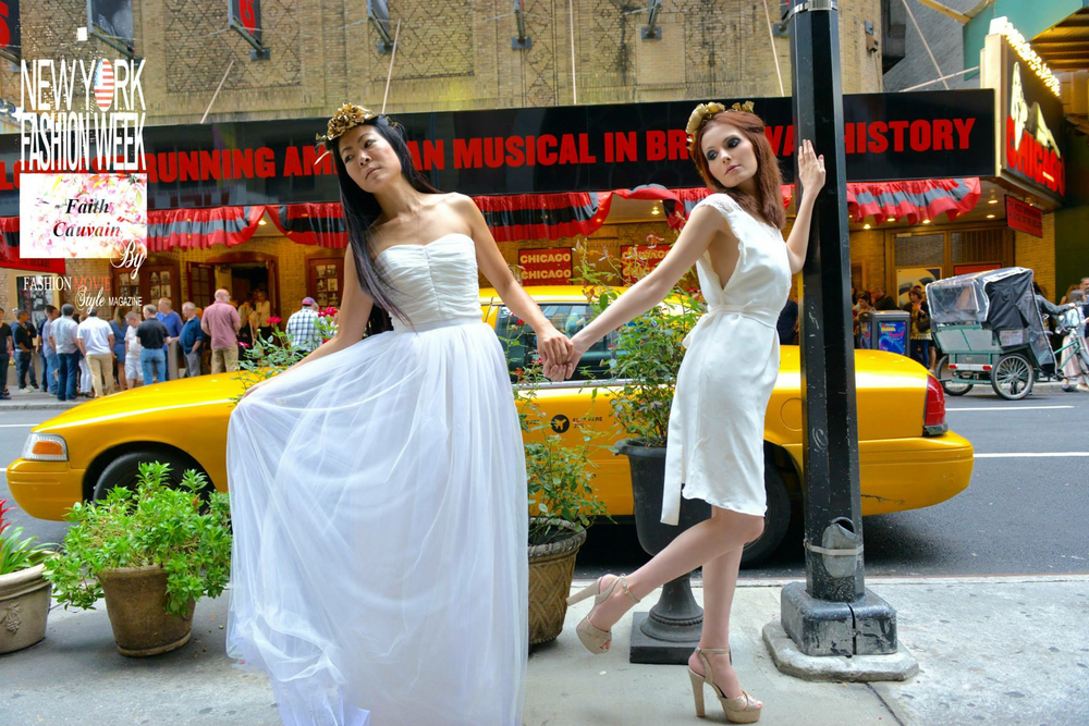 Times Square Duo Photo Shoot (Angels) September 2015 Professional Photo (18).jpg