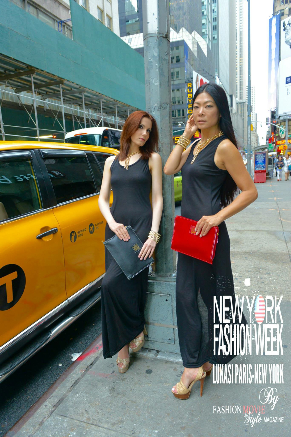 Times Square Duo Photo Shoot September 2015 Professional Photo (13).jpg