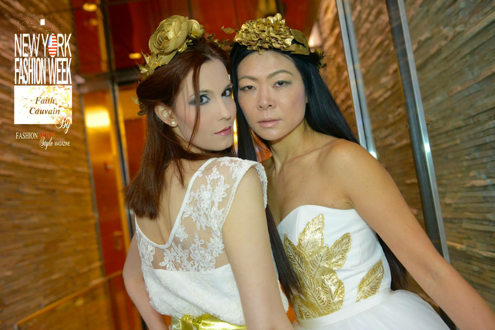 Times Square Duo Photo Shoot (Angels) September 2015 Professional Photo (17).jpg