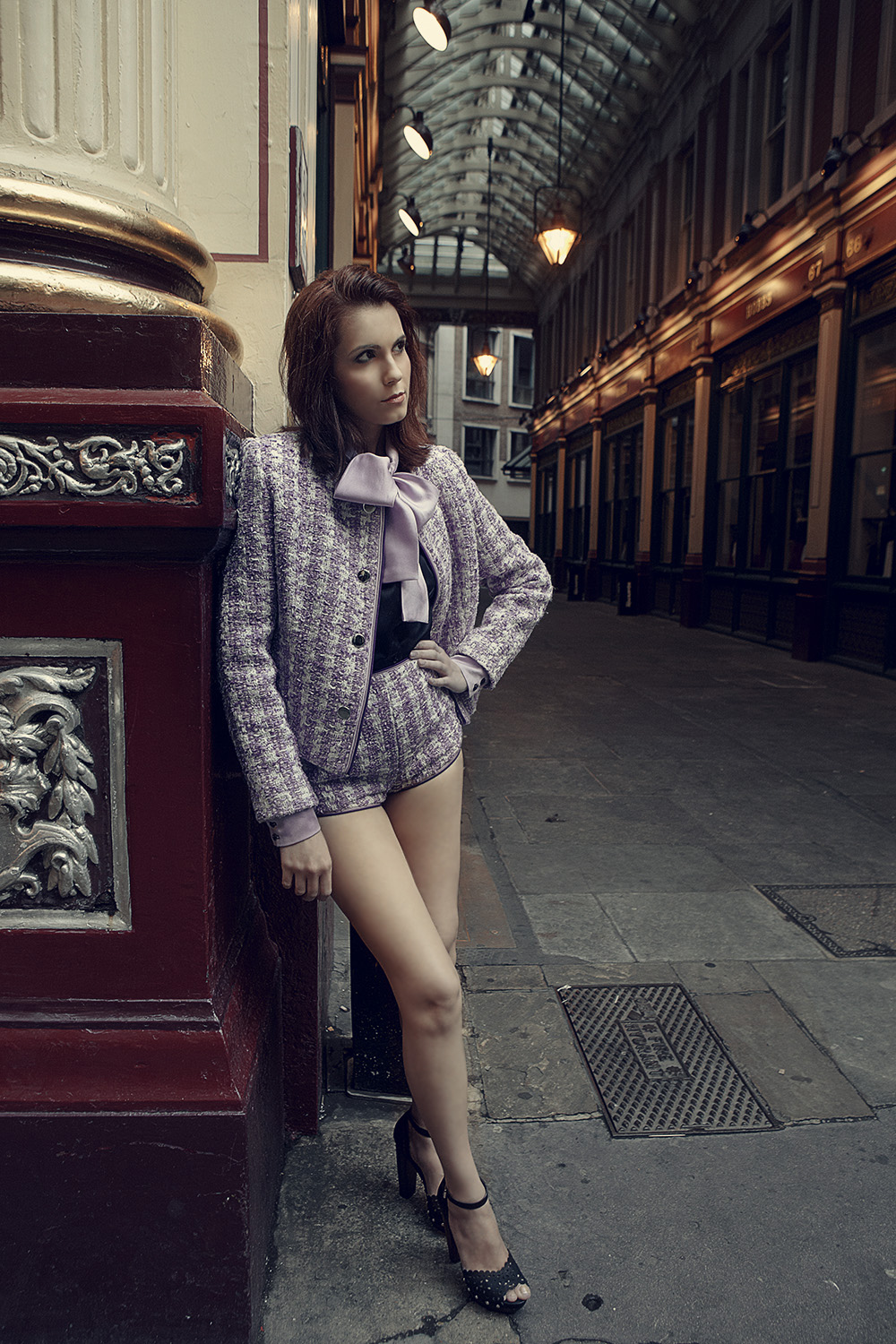 Ana Glowyth Leadenhall Market London Photo Shoot July 2015 Professional Photo (4).jpg