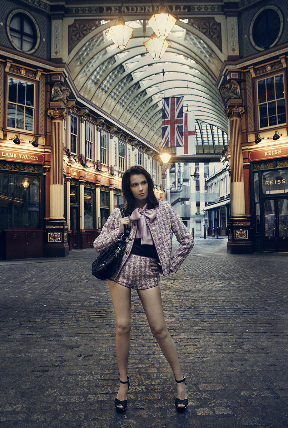 Ana Glowyth Leadenhall Market London Photo Shoot July 2015 Professional Photo (1).jpg