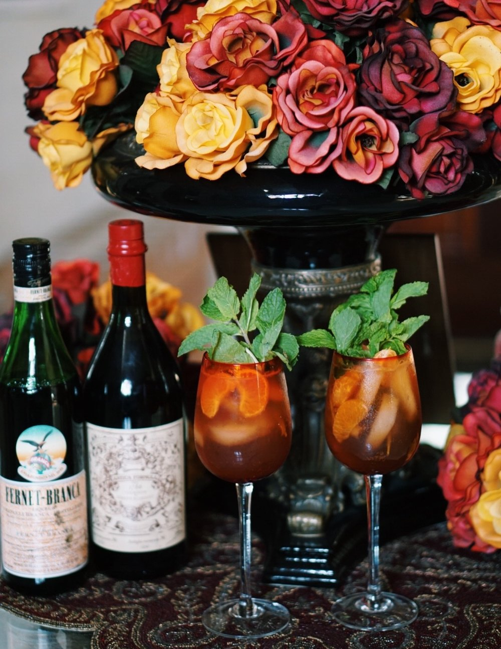 Fernet Cocktails- Italian Moscow Mule