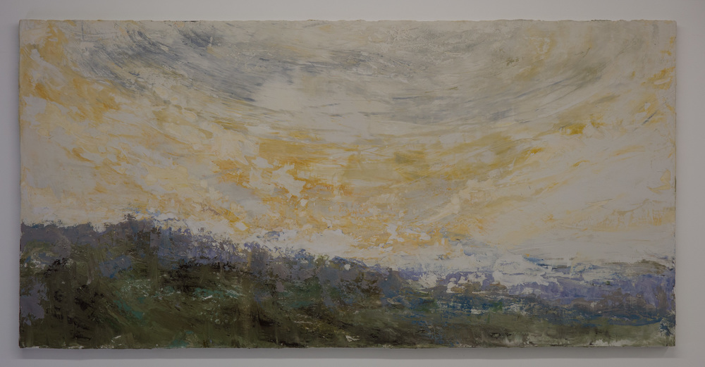 Shelley Vanderbyl - Facing a Wider Dawn - 2016 - Fresco on Panel - 48x96.jpg