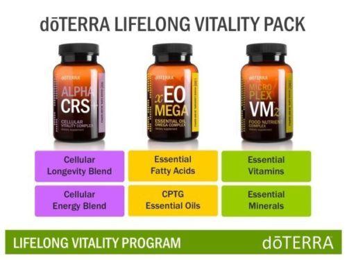 doTERRA Oils Vitality