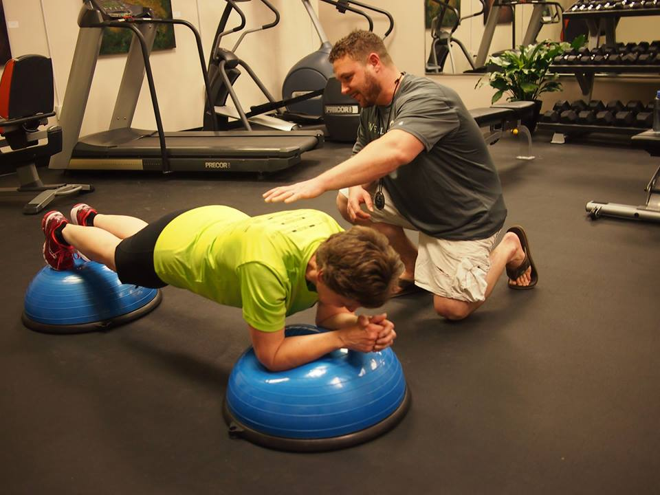 Personal and Fitness Training for all ages