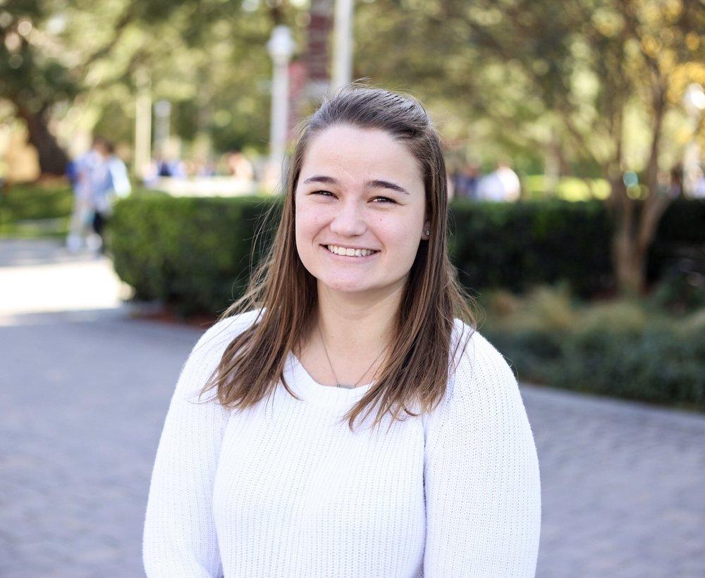Megan Ferguson, VP Scholarship