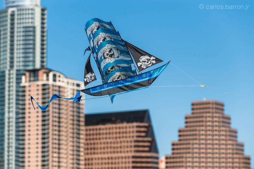 Austin Kite Festival 2012 | ©cbarronjr