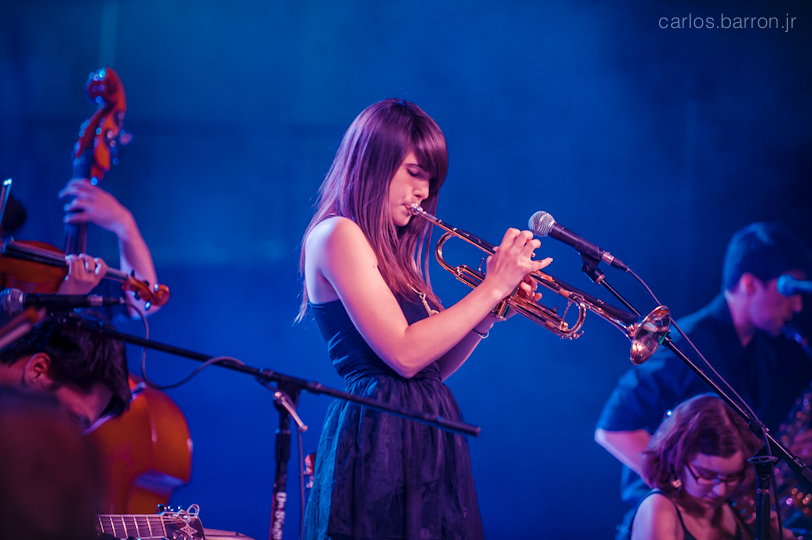 Mother Falcon at Clusterfest 2012 | © Carlos Barron Jr