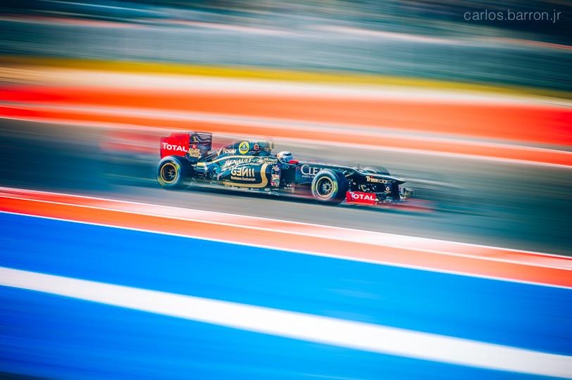 Kimi Räikkönen, Lotus | © Carlos Barron Jr